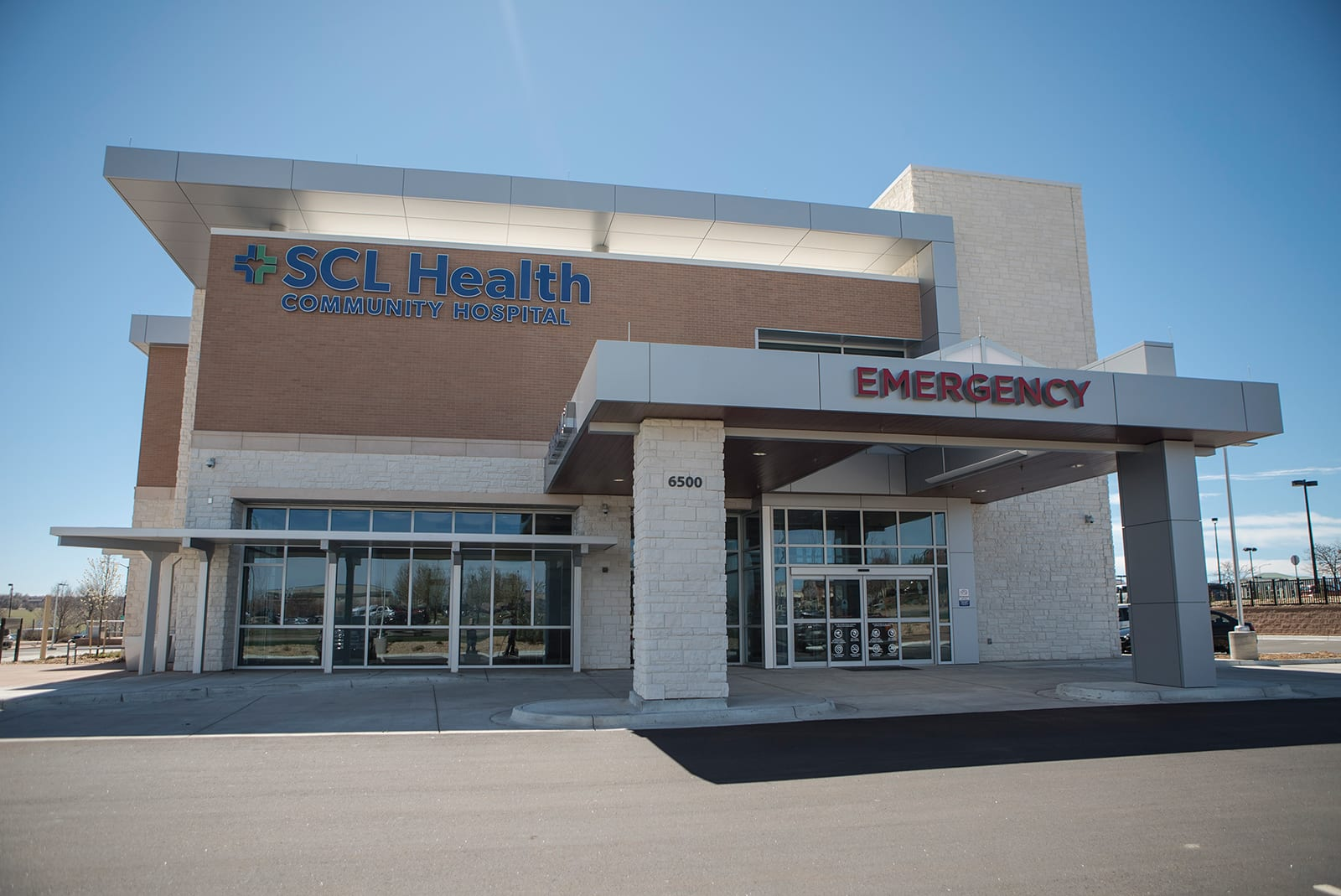 A look at the SCL-Emerus community hospital in Westminster