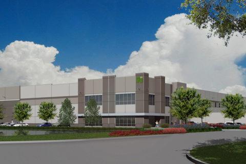 First Aurora Commerce Center