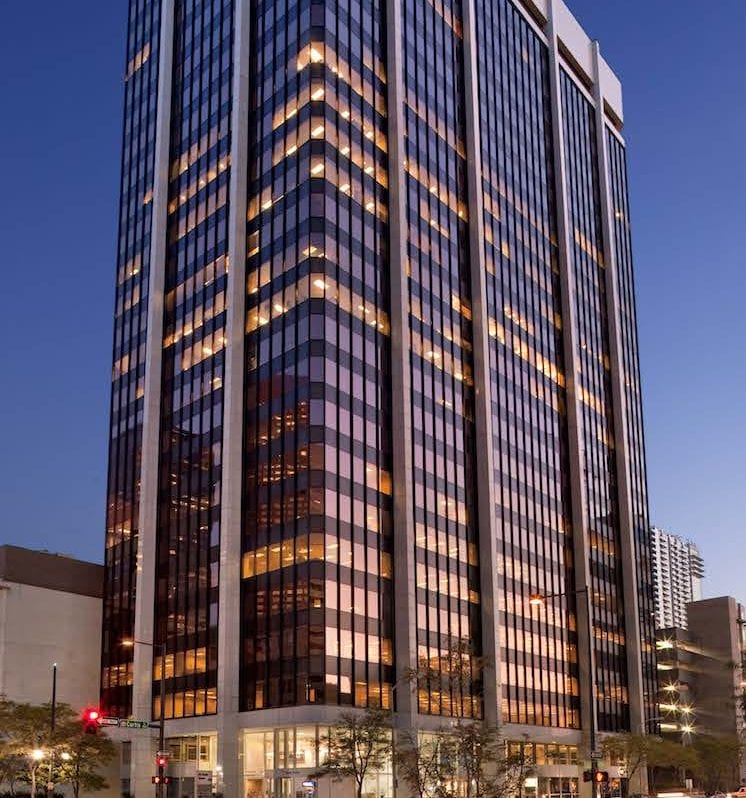 Hines Buys U.S. Bank Tower On Behalf Of South Korean Group