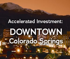 Downtown Partnership of Colorado Springs Banner Oct to Dec 2017 300 x 250